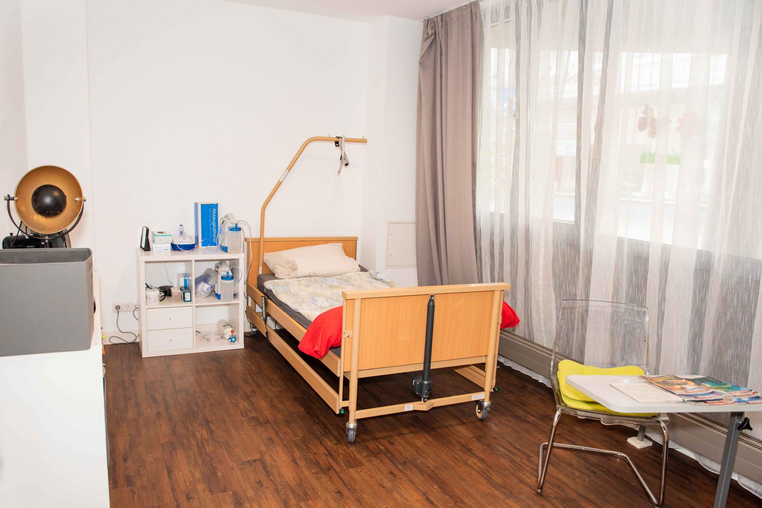 Bingen Patientenzimmer